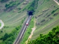 Tunnel bei Neef mit RB