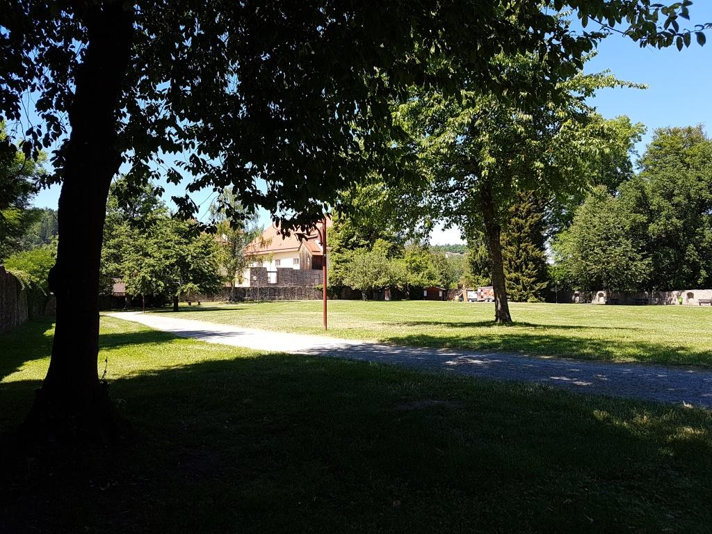 Schloßpark Neuenbürg
