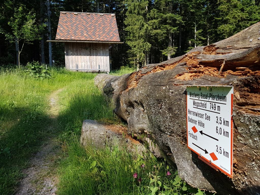 Wegscheid-Hütte