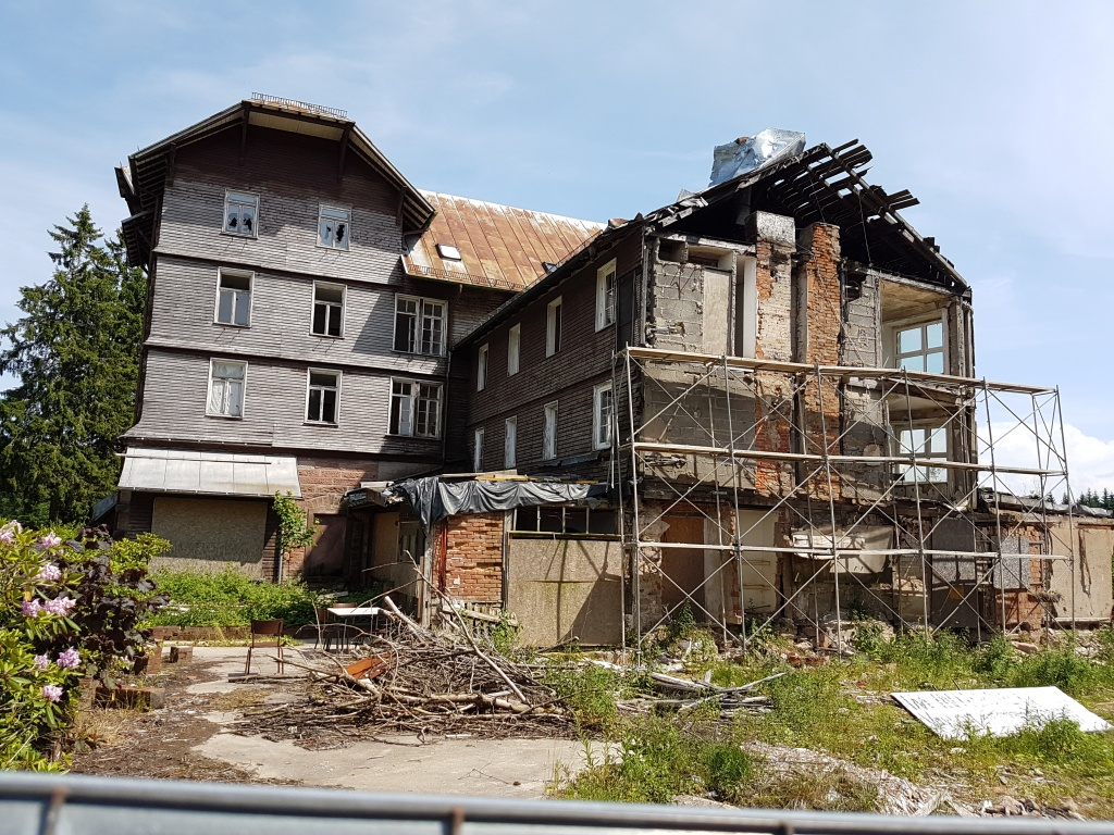 Lost Place Kurhaus Hundseck
